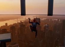 Marvel's Spider-Man xuất hiện lỗi mới: Mắc kẹt trong tòa cao ốc, cả đời không tìm được lối ra