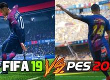 FIFA 19 và PES 2019, đâu mới là tựa game bóng đá đẹp nhất năm nay?