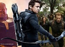 """Chàng cung thủ Hawkeye sẽ bị hành """"tơi tả"""" trong Avengers 4"""