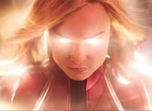Sau bao ngày chờ đợi, cuối cùng bom tấn Captain Marvel cũng đã tung ra trailer chính thức