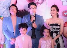 An Nguy, Kiều Minh Tuấn cùng dàn sao Việt tham dự sự kiện công chiếu phim Chú ơi, Đừng Lấy Mẹ Con