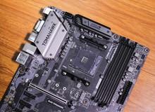 MSI B450 Tomahawk - Bo mạch chủ đẹp người đẹp cả nết cho máy tính chiến game tầm trung