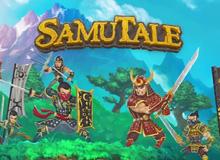 Game nhập vai thế giới mở tuyệt hay SamuTale cho game thủ chơi miễn phí vào cuối tuần này