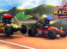 Mini Racing Adventures: Game đua xe 3D với hệ thống đường đua đầy thử thách