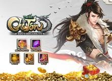 Tặng 800 giftcode Bá Đao Chí Tôn giá trị cho game thủ tha hồ trải nghiệm