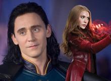 """Siêu phản diện Loki và nữ anh hùng gợi cảm nhất Scarlet Witch sẽ được """"triệu hồn"""" trên kênh streaming mới của Disney"""