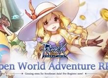 Ragnarok M: Eternal Love hiện cho phép game thủ Việt đăng ký, sắp được chơi rồi