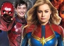 8 bộ phim siêu anh hùng dự kiến được ra rạp vào năm nay nhưng bị lùi lịch vì những lý do đáng tiếc