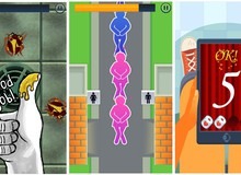 Toilet Time - Tựa game giết thời gian siêu siêu độc đáo ai cũng nên tải về chơi khi 'luyện công'