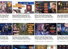 Streamer Liên Quân Mobile Kinas ăn quả đắng, bị Youtube trừ hơn... 900 nghìn subscribe