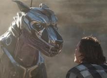 1001 lý do tại sao bạn không nên bỏ lỡ A-X-L Chú Chó Robot