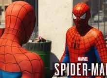 """Chết cười với nhiệm vụ """"Người Nhện thật, Người Nhện giả"""" trong Marvel's Spider-Man"""