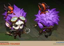 LMHT: Riot Games ra mắt Teaser trang phục luyện rồng mới, nhiều khả năng là Skin huyền thoại cho Heimerdinger