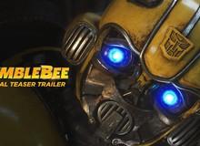 """Bumblebee tung trailer cực """"chất"""", hứa hẹn đem lại luồng gió mới cho loạt phim Transformer Robot Biến Hình"""
