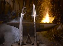 Cận cảnh chế tạo Spear of Leonidas - Thần khí đã giúp 300 Spartans chiến đấu lại 1 triệu quân Ba Tư