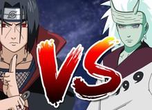 Giả thuyết Naruto: Nếu còn sống, liệu Itachi có thể đánh bại được Madara?
