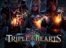 Đánh giá Triple Hearts – game dành riêng cho 'tín đồ' nhập vai đối kháng thời gian thực