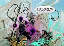 Tổng hợp mini-comics cực chất thể hiện những điểm nhấn của các kỳ CKTG: GAM xuất hiện hoành tráng!