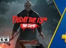 Không Nioh, không Diablo, game miễn phí của PS Plus tháng 10 lại là Friday the 13th