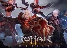 Rohan Mobile – Siêu phẩm game nhập vai dựa trên huyền thoại một thời Rohan Online