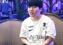 """iG Rookie: """"Tôi rất buồn vì Faker không thể tham dự CKTG. Tôi rất hâm mộ Faker"""""""