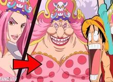 One Piece - Hỏi đáp cùng tác giả Oda: Bí mật về Tứ Hoàng BigMom được tiết lộ và sẽ thế nào nếu các Thất Vũ Hải Crocodile, Mihawk và Doflamingo có con?