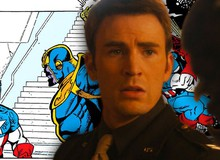 """Giả thuyết Avengers 4: Sự kết thúc """"viên mãn"""" cho anh """"lính già"""" Captain America?"""