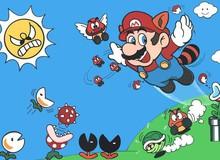 Những điều thú vị mà fan hâm mộ đã bỏ lỡ trong Super Mario Bros 3 (P.2)