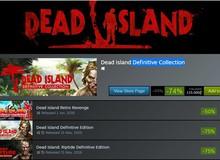 Siêu khuyến mại, game zombie tuyệt hay Dead Island đang giảm giá tận 75%