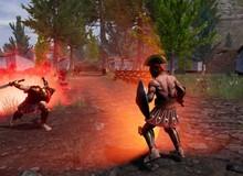 Zeus' Battlegrounds - Game sinh tồn cho phép con người sở hữu sức mạnh của thần thánh