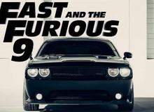 Bom tấn Fast and Furious 9 dự kiến sẽ khởi quay sau nửa năm nữa