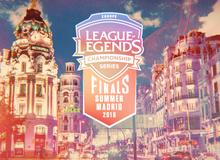Chung kết LCS Châu Âu mùa Hè 2018: Ai sẽ hát bài ca chiến thắng tại Madrid, Fnatic hay Schalke 04?
