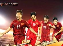Đột Kích tưng bừng chùm sự kiện đồng hành cùng U23 Việt Nam