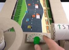 Hướng dẫn game thủ tự làm máy chơi game đua xe 'trở về tuổi thơ' cực đỉnh