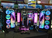 """Bỏng mắt với hàng chục case máy tính khủng các """"dân chơi"""" khắp Việt Nam đem tới Intel Extreme PC Master"""