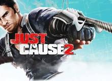 """Just Cause 2 - Thế giới mở """"cháy nổ"""" như phim Michael Bay"""