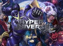 Game thủ Việt đã có thể chơi Hyper Universe hoàn toàn miễn phí ngay hôm nay
