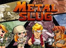 Metal Slug: 'Chiến binh thép' của tuổi thơ