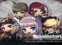MapleStory M - Siêu phẩm MMORPG chính thức thử nghiệm phiên bản toàn cầu