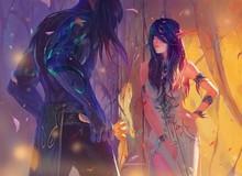 Illidan Stormrage và Tyrande Whisperwind – Câu chuyện tình đầy trắc trở trong Warcraft 3
