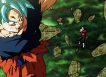 Dragon Ball Super tập 123: Songoku chiến đấu ác liệt với Jiren mà không cần tới Bản Băng Vô Cực