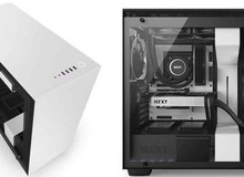 Vỏ case máy tính đẹp và tiện nhất năm 2017 cho game thủ: NZXT H700i