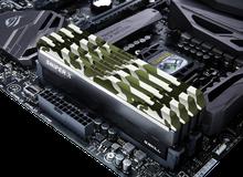 """Đầu năm mới, G.Skill giới thiệu bộ RAM """"rằn ri"""" dành cho game thủ thích độ case khủng: Sniper X"""