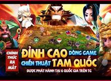 Tiểu Tiểu Ngũ Hổ Tướng: Bom tấn chiến thuật từ NetEase chính thức ra mắt, tặng Giftcode độc quyền GameK