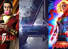 Anh tài nào sẽ là người chiến thắng cuộc đua siêu anh hùng năm 2019?