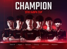 LMHT: Vừa vô địch KeSPA Cup 2018, tuyển thủ Đường giữa của Griffin tiếp tục đặt mục tiêu soán ngôi Faker, trở thành người chơi số 1 thế giới