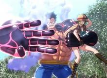 One Piece: World Seeker tung Cinematic trailer, Luffy cùng đồng bọn quậy tung thành phố