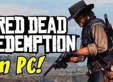 Đã có thể chơi mượt Red Dead Redemption trên PC