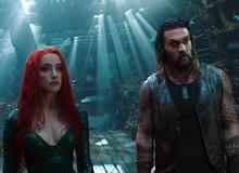 Aquaman chính thức vượt mốc 1 tỷ USD doanh thu trên toàn cầu