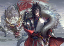 6 loài rồng sở hữu sức mạnh kinh khủng nhất trong thần thoại Nhật Bản